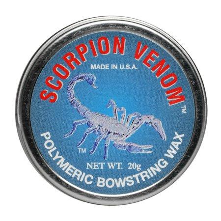 Venom Polymeric Bowstring Wax, Scorpion Bowstring Wax By Scorpion