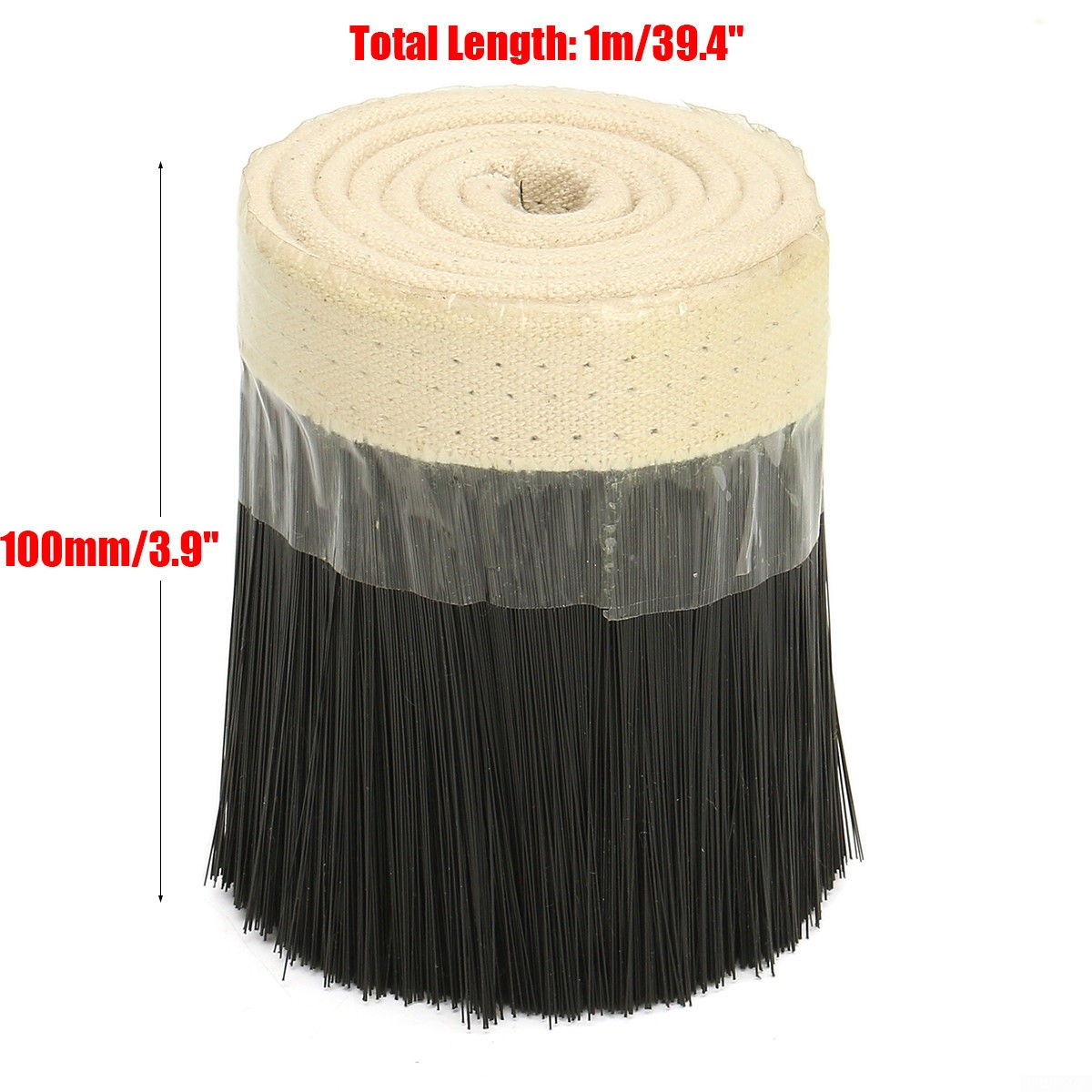 Details about  /70//100mm 1m Nylon Brush Vacuum Cleaner Engraving Machine Dust Cover CNC Router