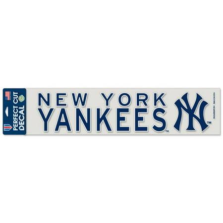 Yankees Stickers (New York Yankees WinCraft 4
