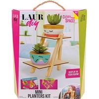 LaurDIY Mini Planters Craft Kit