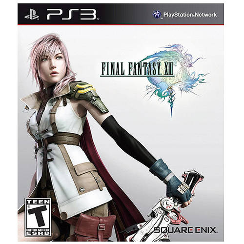 Square Enix Final Fantasy XIII (PS3) - Pre-Owned