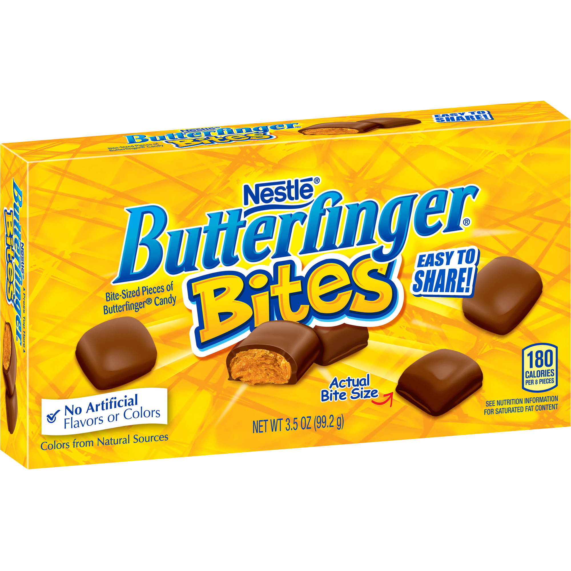 Butterfinger: Minis Candy Bars, 3.5 Oz