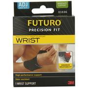 Precision Fit Wrist Support, Adjustable, Polyurethane ( 60 %) By Futuro