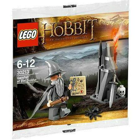 The Hobbit Gandalf at Dol Goldur Mini Set LEGO 30213 - Hobbit 2 Gandalf