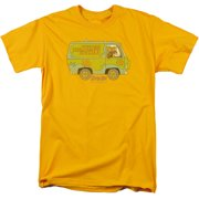 Scooby Doo - The Mystery Machine - Short Sleeve Shirt - X-Large