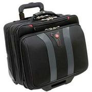 """Swiss Gear Granada Wheeled Case for 17"""" Laptops, Black"""