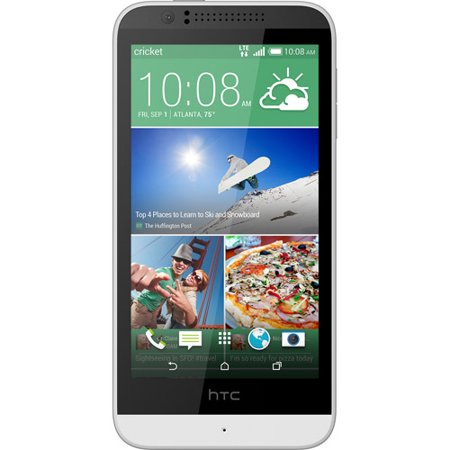 timeless design b6aed 3a30e Refurbished HTC Desire 512 Prepaid Smartphone Cricket