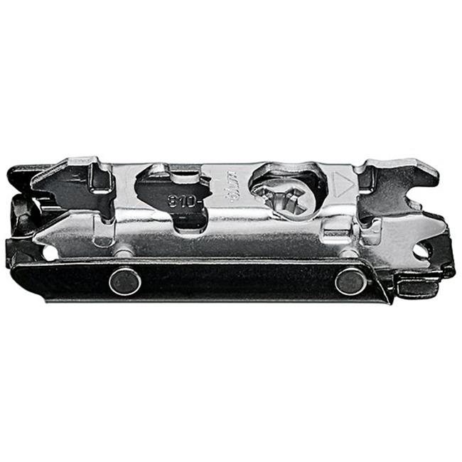 In-Line Mounting Plate, Black Onyx - image 1 de 1