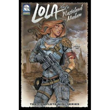 Lola Xoxo Wasteland Madam 1