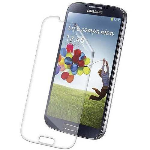 ZAGG invisibleSHIELD for Samsung Galaxy S4 Screen Protector, Clear