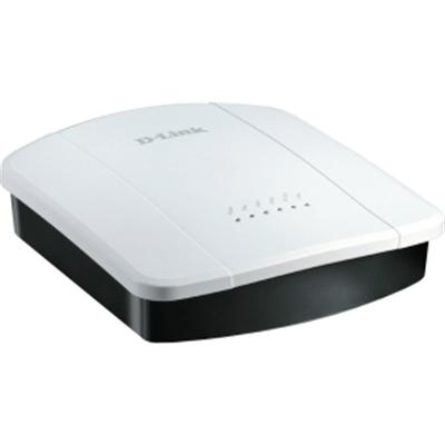 D-Link DWL-8610AP D-Link Unified Wireless 802.11ac PoE Simultaneous Dualband 3 x Antenna(s) 3 x Internal by D-Link