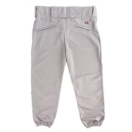 ad13a331cb6 Alleson Athletics - Alleson Athletic Girl s Belt Loop Softball Pants  28-30