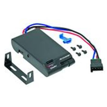 Activator Electronic Brake Control, For 1 To 2 Axle Trailers, Timed Actuated, 1.44 x 4 x 9