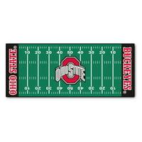 Ohio State University Football Field Runner