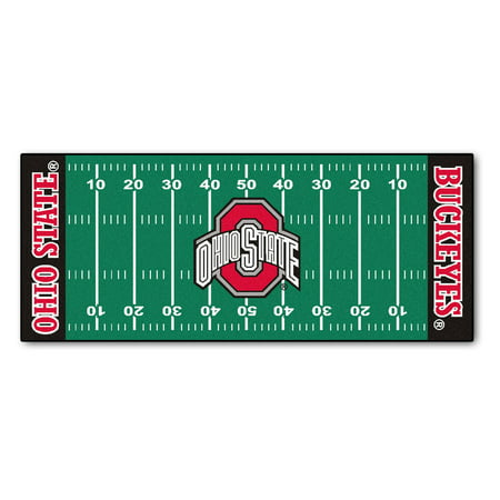 Ohio State University Football Field Runner](Ohio University Stars Halloween)
