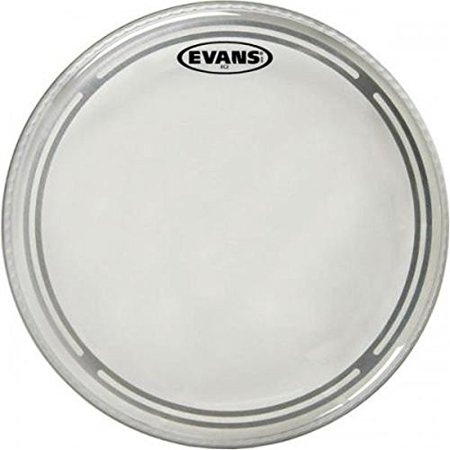 ec2 clear drum head 16 inch 16 drum head made using two plies of 7mil film by evans. Black Bedroom Furniture Sets. Home Design Ideas