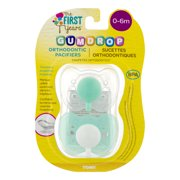 The First Years Gumdrop Ortho Pacifier,
