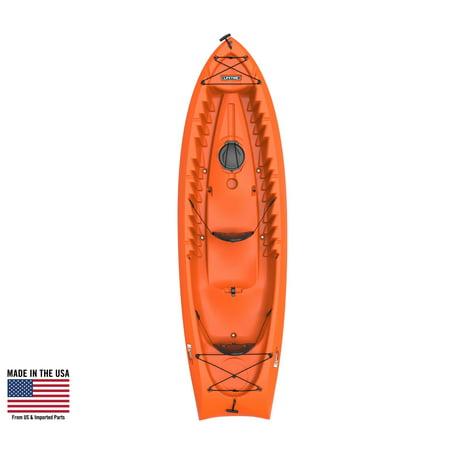 "Lifetime Kokanee 10'6"" Tandem Sit-on-top Kayak with 2 Backrests, 90537"