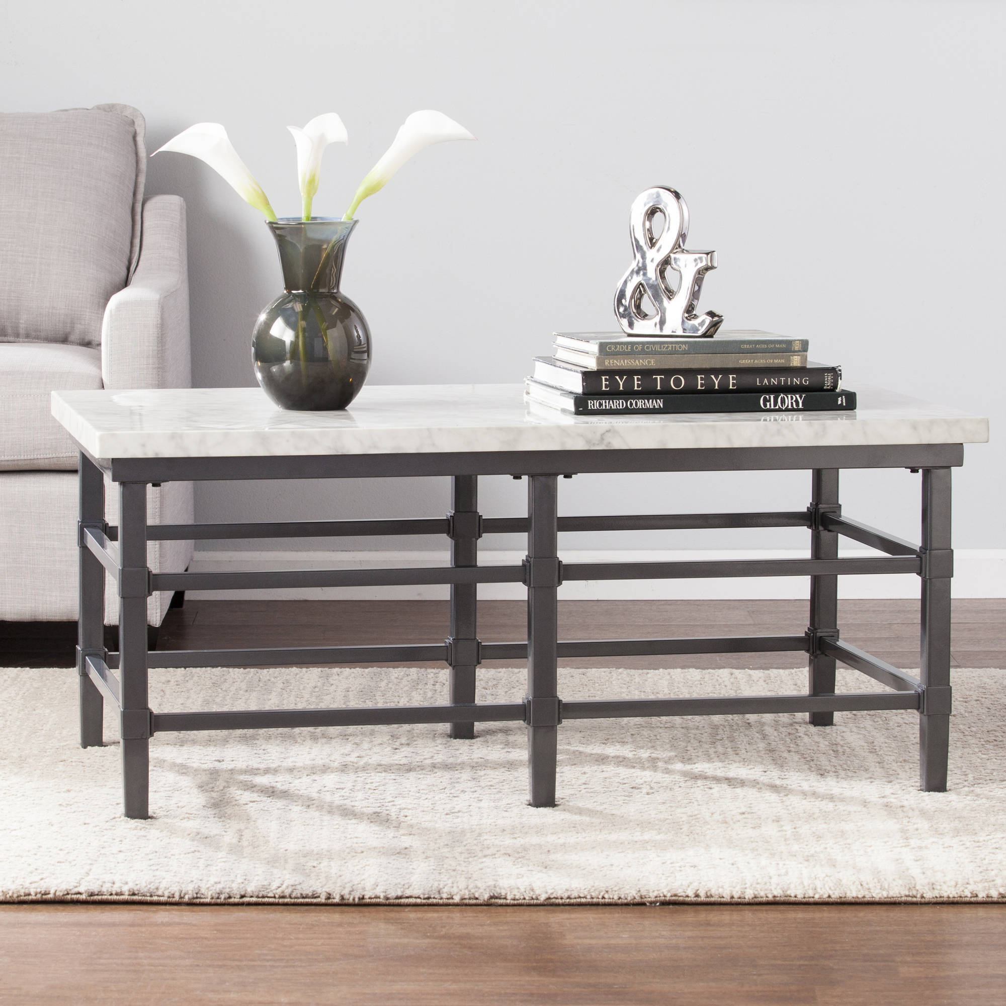 Marble Coffee Table Walmart