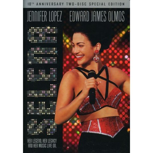Selena (10th Anniversary Edition) (Widescreen, ANNIVERSARY)