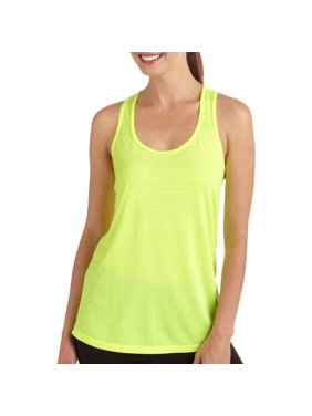 d02adc2fa163b5 Product Image Danskin Now Women s Striped Performance Racerback Tank with  Wicking