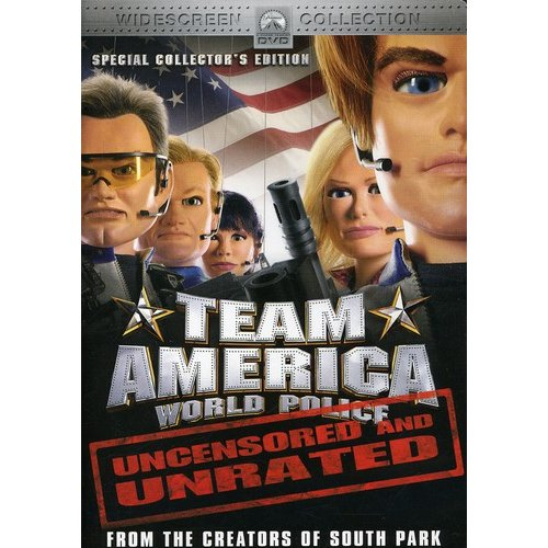Team America: World Police (Uncensored/Unrated Special Collector's Edition) (Widescreen)