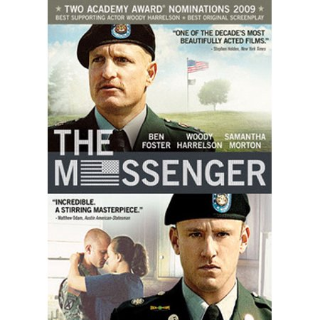 The Messenger (DVD) - Messenger Dvd