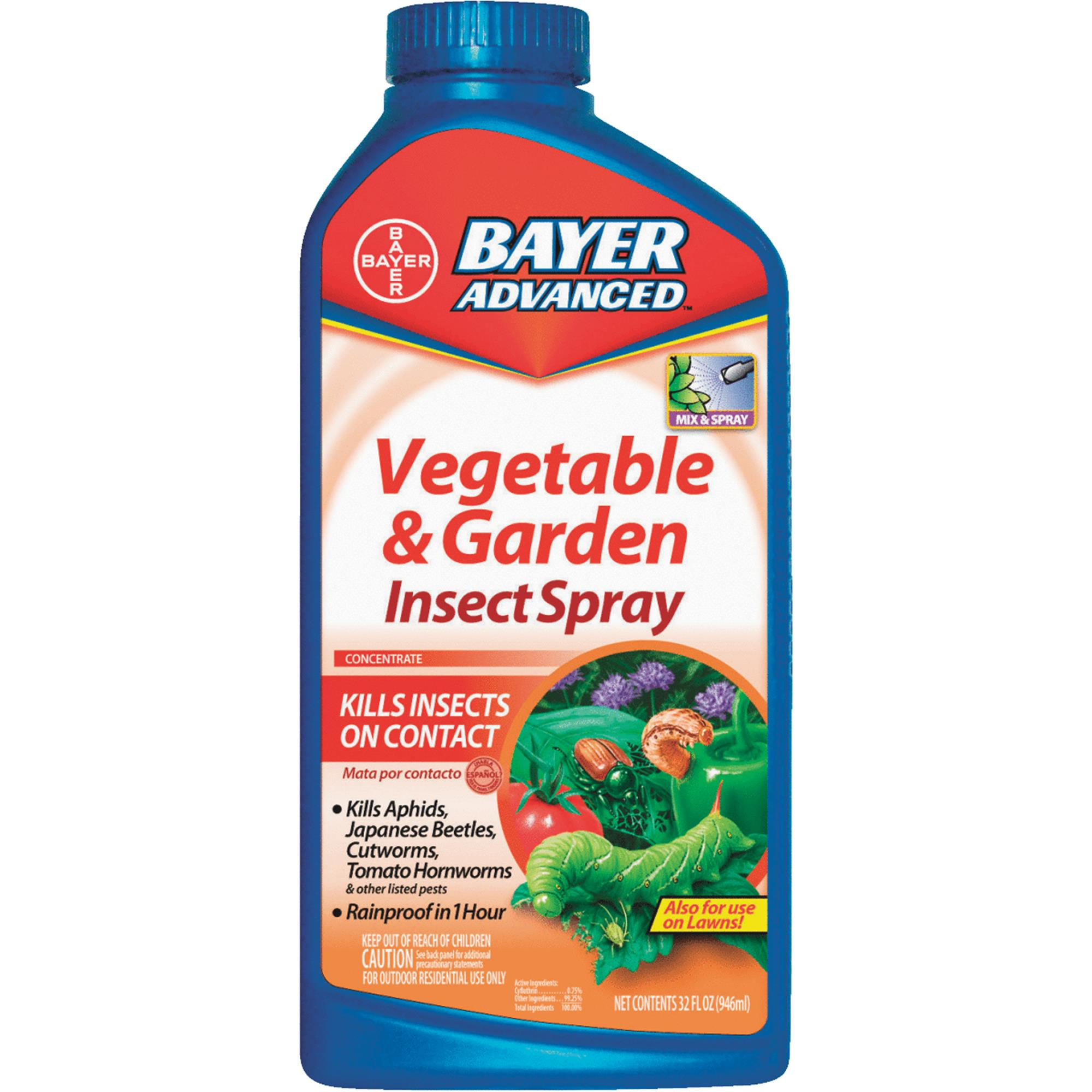 Bayer Advanced Vegetable & Garden Insect Killer