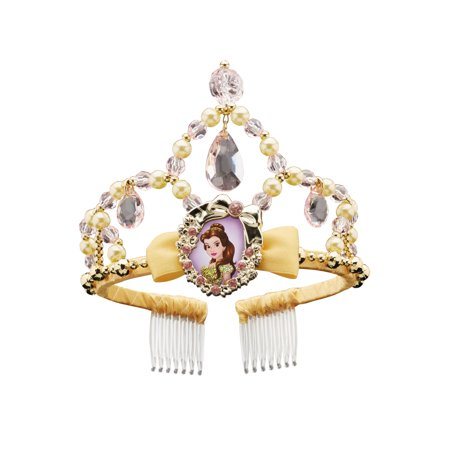 beauty beast belle classic tiara