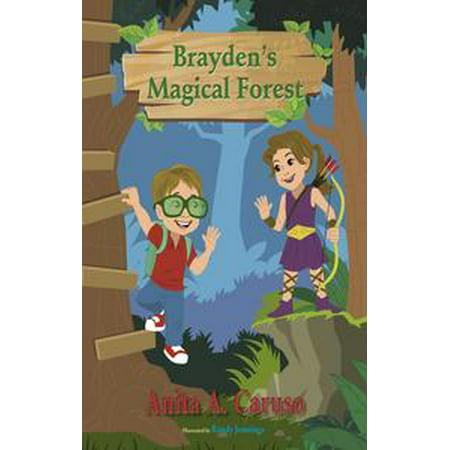 Brayden's Magical Forest: Book 3 in the Brayden's Magical Journey Series - eBook