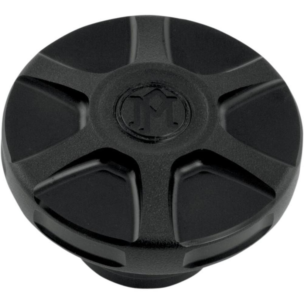 Performance Machine 0210-2024ARY-SMB Array Custom Gas Cap - Black Ops