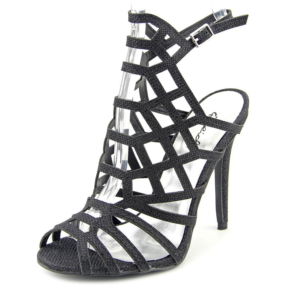 Black sandals at walmart - By Qupid