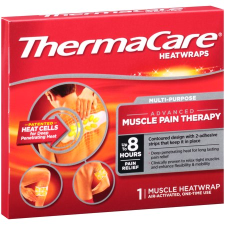 Thermacare  Multi Purpose Muscle Pain Therapy Heatwrap