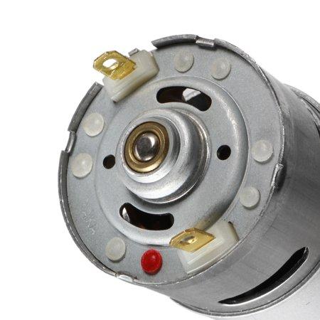 DC 12V 18RPM 44mm Diameter High Torque Planetary Gear Motor Speed Reducer - image 1 de 5
