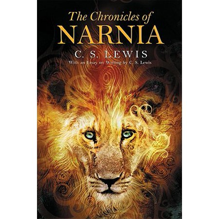 Lucy From Narnia (The Chronicles of Narnia: 7 Books in 1 Hardcover)