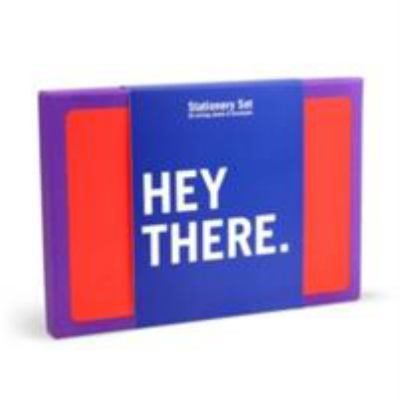 HEY THERE STATIONERY SET