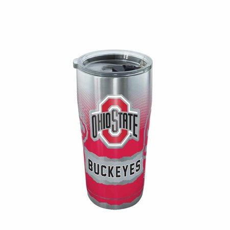 Ohio State Buckeyes NCAA Stainless Steel Knockout 20oz Tumbler - Team - Ohio State Buckeyes Thermos
