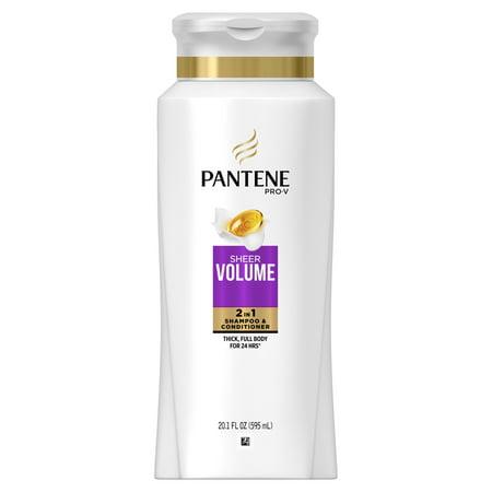 Pantene Pro-V Sheer Volume 2 in 1 Shampoo & Conditioner, 20.1 fl oz - Elmo 2 In 1 Walker