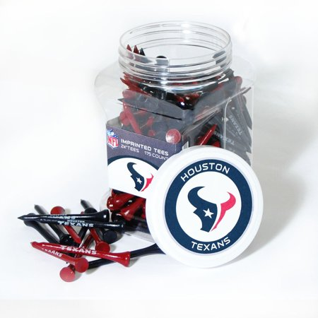 Houston Texans 175 Imprinted Tee Jar](Houston Texans Tailgate Gear)