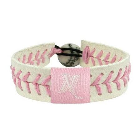 Gamewear 4421401803 Northwest Arkansas Naturals Baseball Bracelet, Pink - image 1 of 1