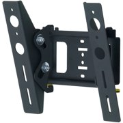 AVF EL201B-A Adjustable Flat and Tilt Low Profile TV Mount for 25-Inch to 40-Inch TV or Monitor