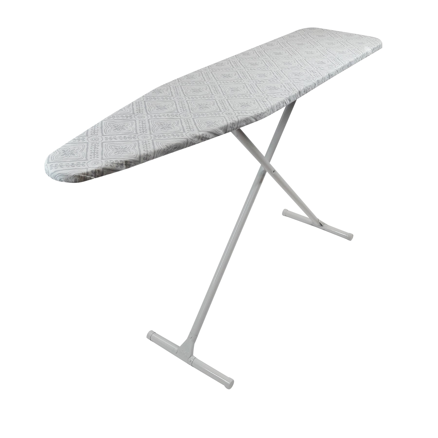 Grey Foldable Adjustable Small Ironing Board Cover and Pad Iron Board Hanger with Rest Shelf Table Top Ironing Board Ironing Board