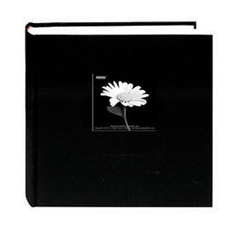 Holds 200 Photos - Pioneer Fabric Frame Bi-Directional Memo Photo Album, Bright Fabric Covers, Holds 200 5x7