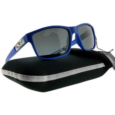 ONeill CONVAIR-189P-57 Square Men's Blue Frame Grey Lens Polarized (Oneill Sunglasses)