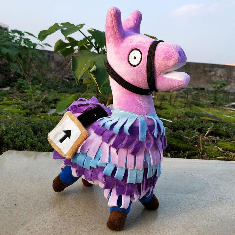 Dzt1968 2018 Hot For Fortnite Loot Llama Plush Toy Figure Doll Soft