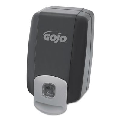 Nxt Maximum Capacity Dispenser Nxt 2000 Ml  Wall Mountable  Black Goj2235