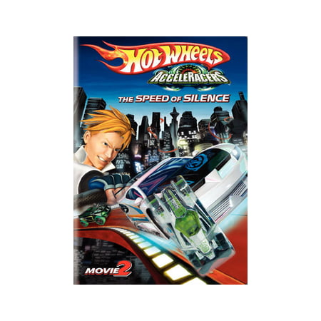 Hot Wheels AcceleRacers Movie 2: The Speed of Silence (DVD)](Hot Male Movies)