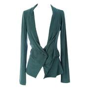 Lunn Women's Echantillon 2-Button Blazer Jacket Pacifique