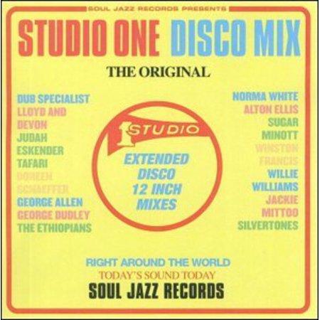 Studio One Disco Mix (Vinyl) - Halloween Disco Music Mix