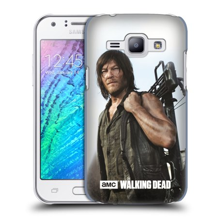OFFICIAL AMC THE WALKING DEAD FILTER CHARACTER HARD BACK CASE FOR SAMSUNG PHONES 4